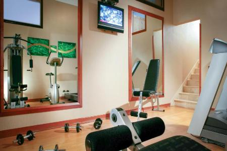 Fitness center Diocleziano Hotel