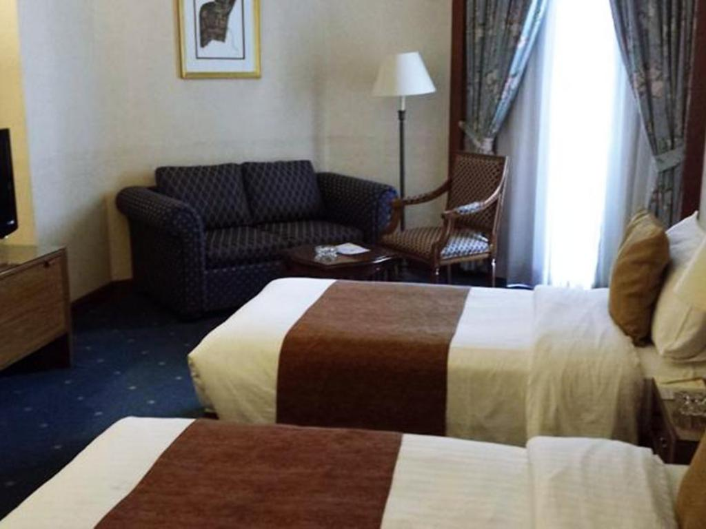 Standard Double or Twin Room - Bed Safir International Hotel