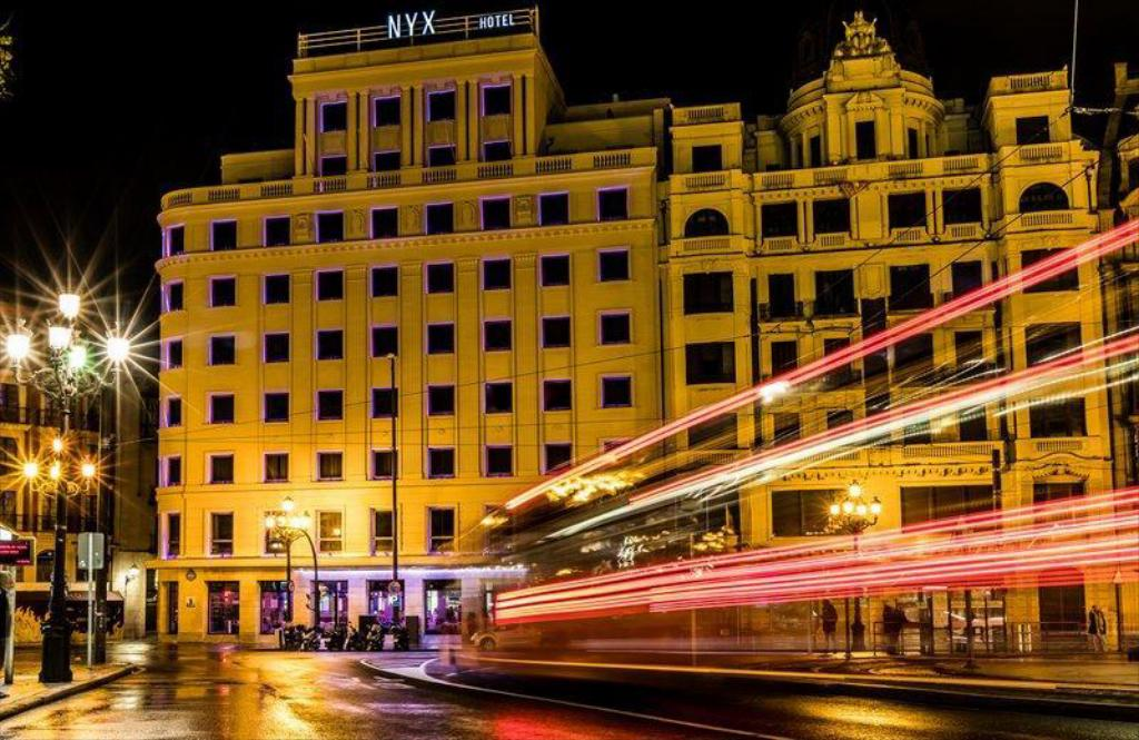 Nyx Hotel Bilbao By Leonardo Hotels Bilbao Parhaat Tarjoukset