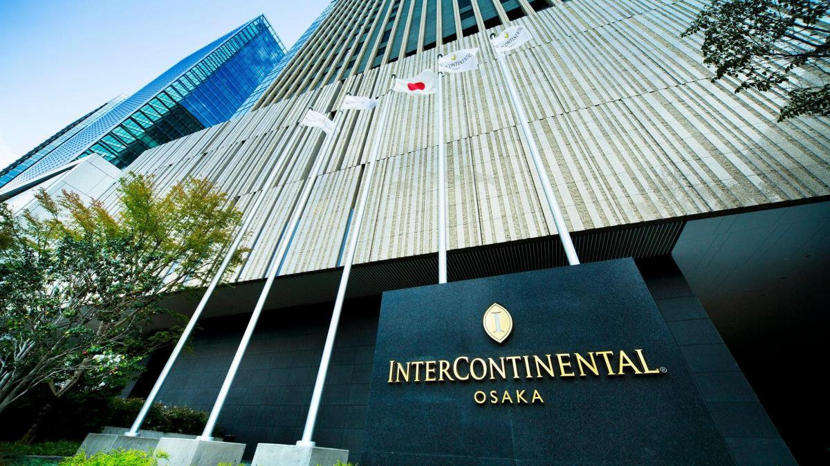 Intercontinental Hotel Osaka In Japan Room Deals Photos Reviews