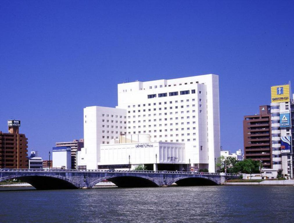 新潟 ホテル オークラ