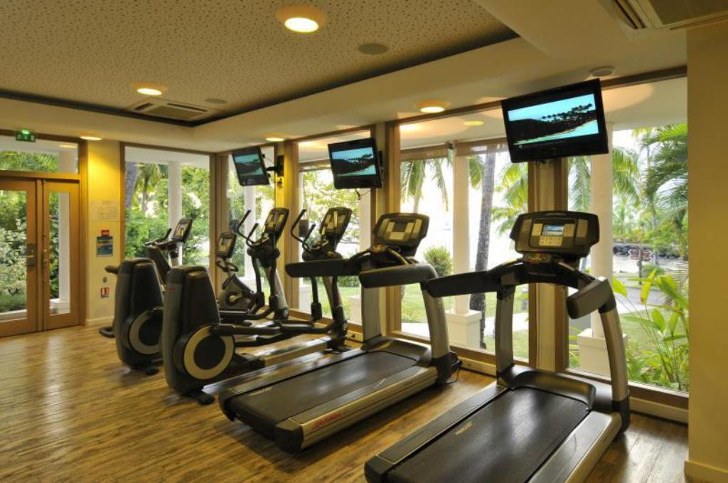 Fitness centar InterContinental Tahiti Resort & Spa