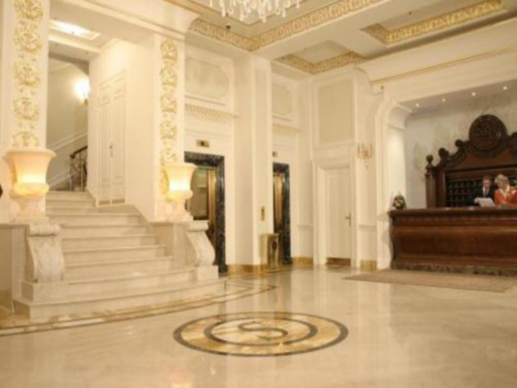 Interior view Hotel Savoy Moscow