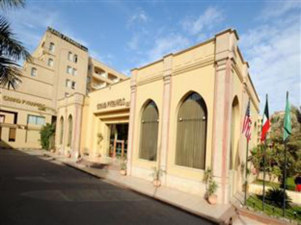 More about Grand Pyramids Hotel