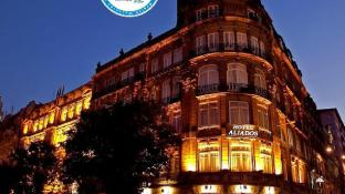 Hotel Aliados (Clean & Safe Certified)