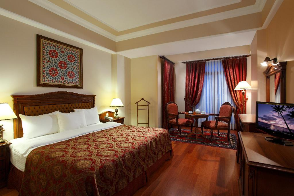 Deluxe Single Room - Bed Hotel Sultanhan Special Category