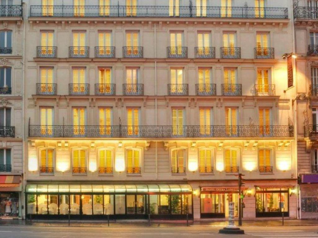 Opera Lafayette Hotel in Paris - Room Deals, Photos & Reviews