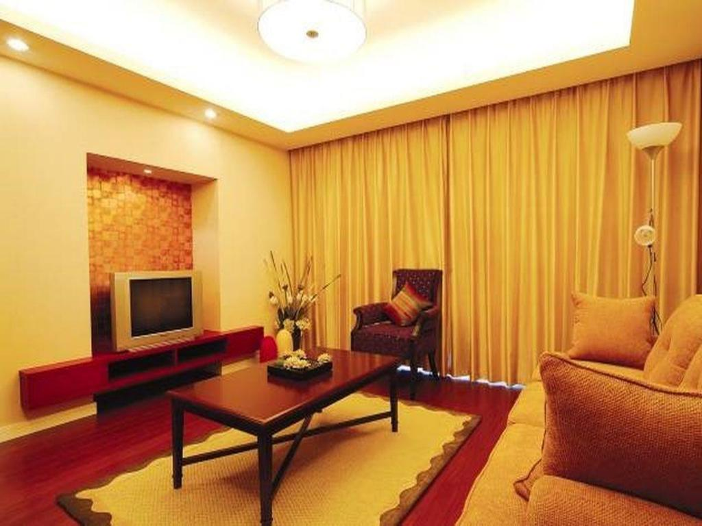 Гостевой номер Suzhou Regalia Serviced Residences