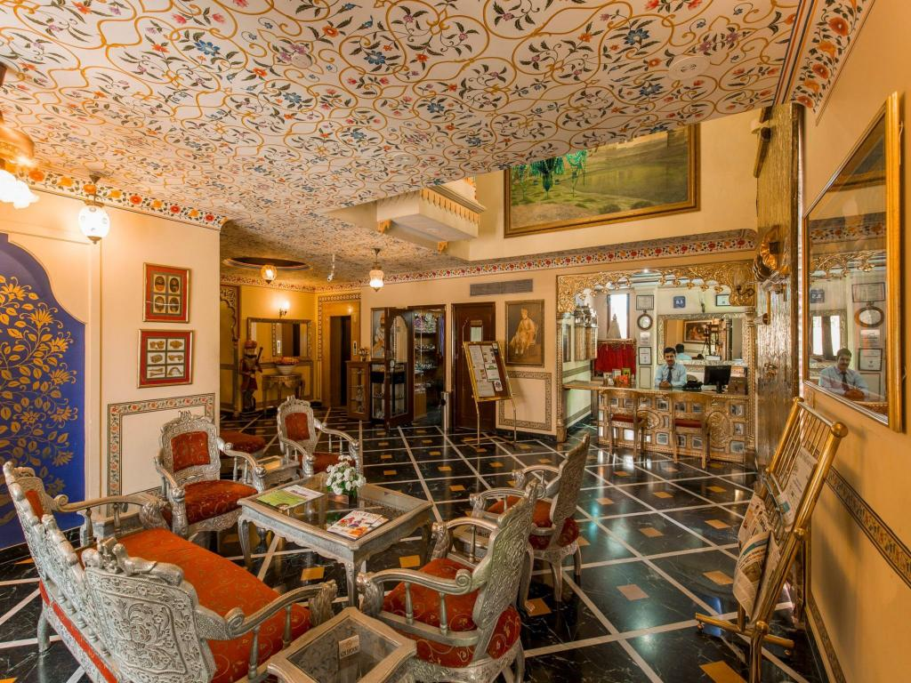 Hol Umaid Mahal - A Heritage Style Boutique Hotel