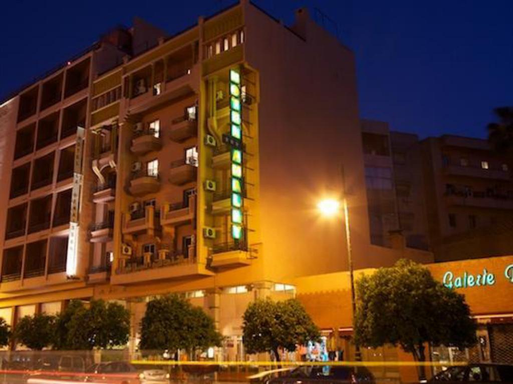 Exterior view Hotel Amalay