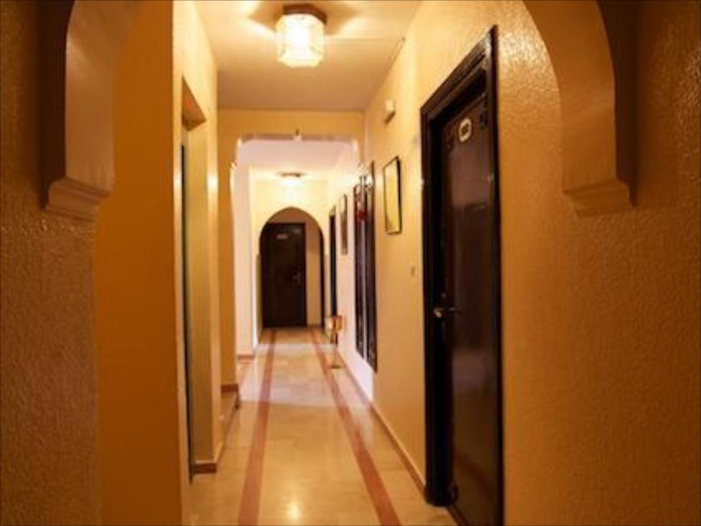 Interior view Hotel Amalay