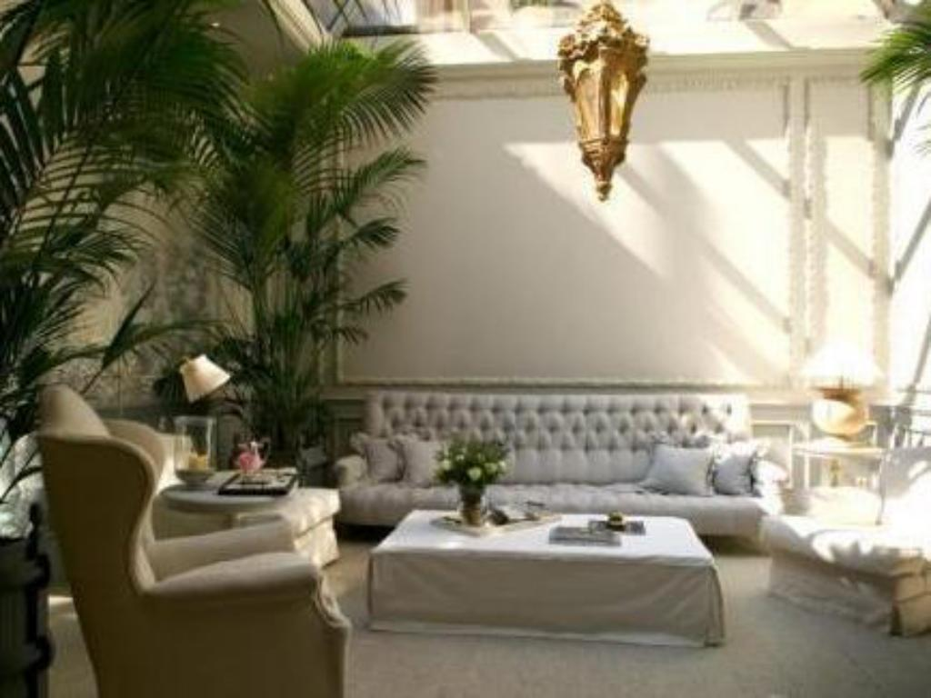 Interior view Hotel De Orangerie - Small Luxury Hotels of the World