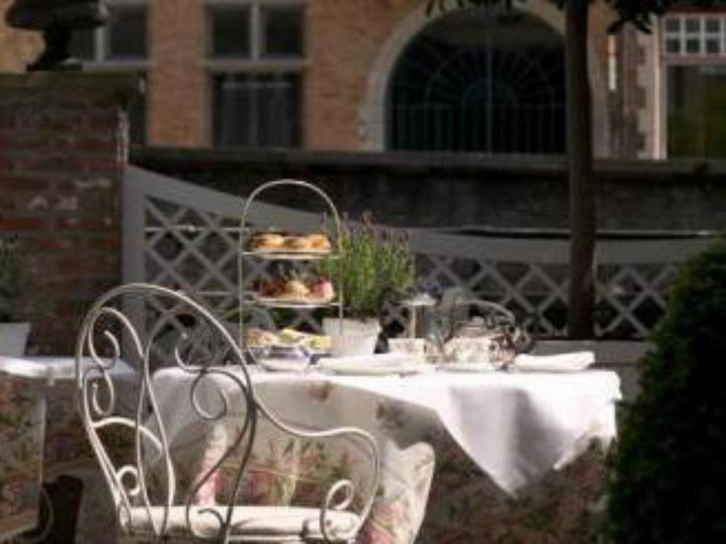 Balcony/terrace Hotel De Orangerie - Small Luxury Hotels of the World