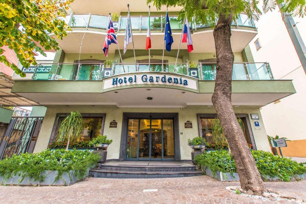 Hotellgardiner