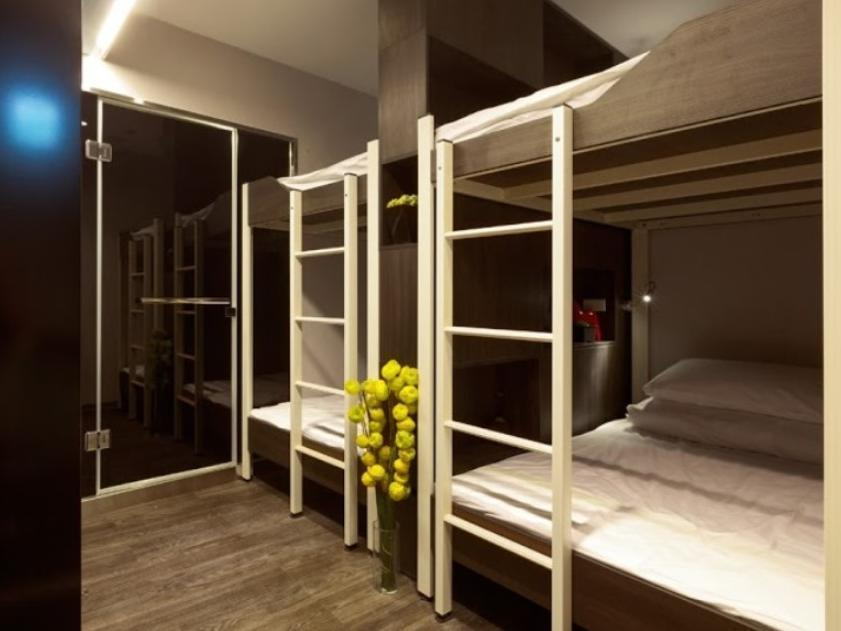 2 People in 4-Bed Dormitory - Mixed
