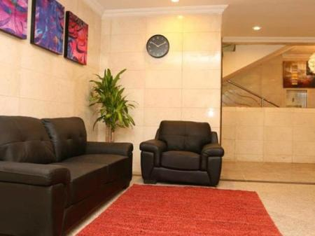 Lobi Quiet Dreams - Al Noor Branch Apartments