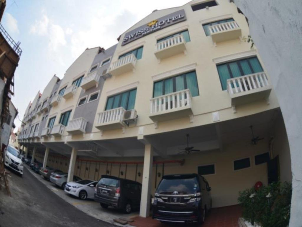 More About Swiss Hotel Heritage Boutique Melaka