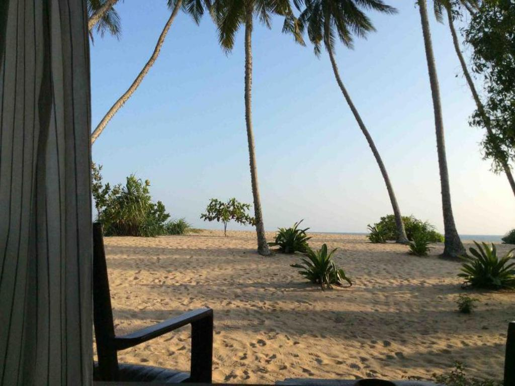 Curtains For Bed Tangalle Beach Paradise Villa In Sri Lanka Room Deals