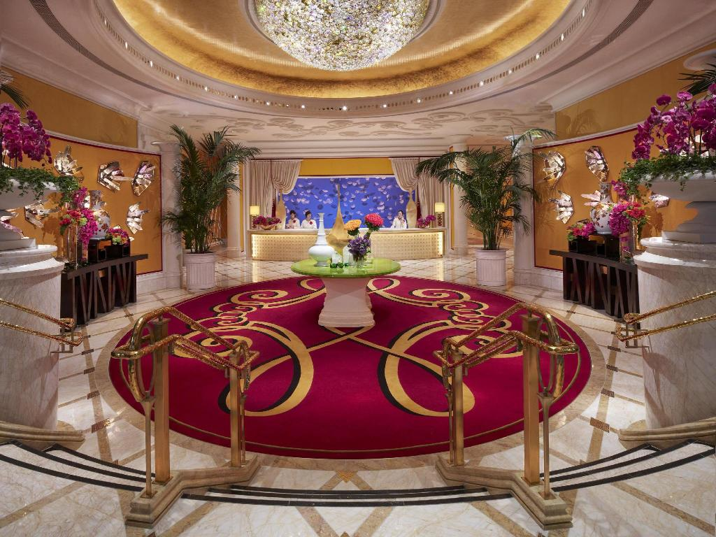 Macau casino address