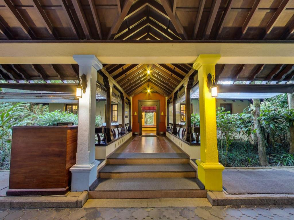 Entrance Club Mahindra Madikeri - Coorg