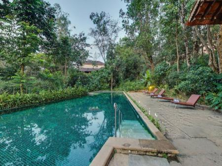 Swimming pool [outdoor] Club Mahindra Madikeri - Coorg