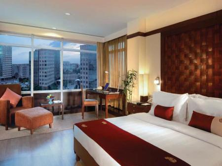 Standard Room Fortune Select Global Hotel Gurgaon