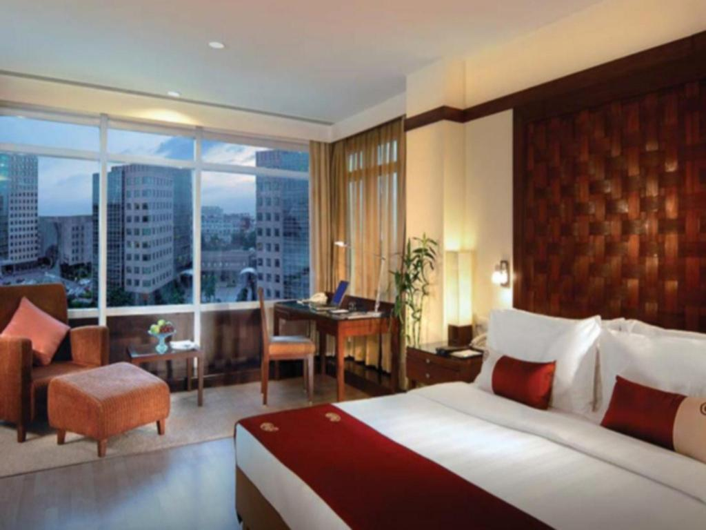 Suite Fortune Select Global Hotel Gurgaon