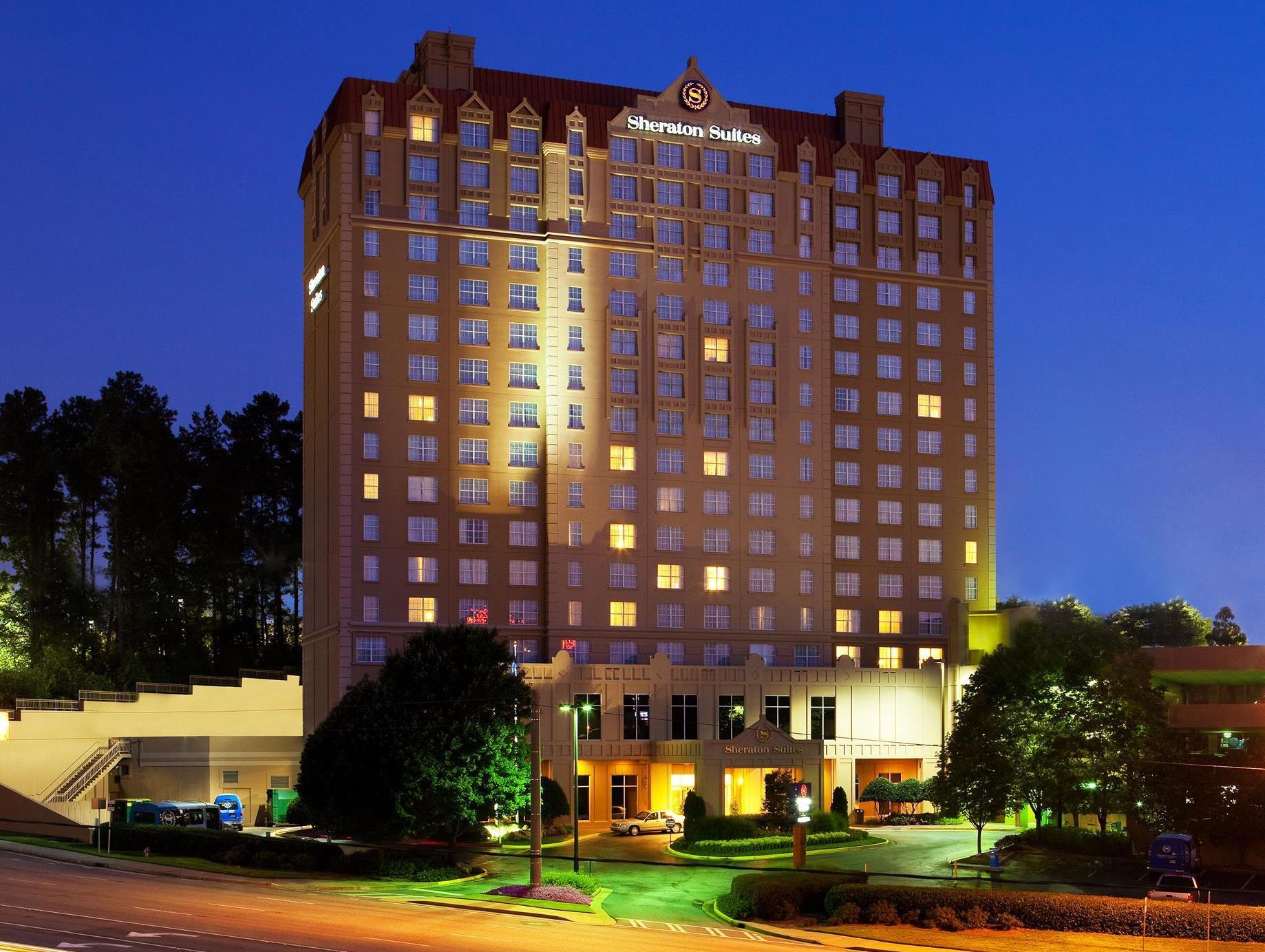 More about Sheraton Suites Galleria Atlanta Sheraton Suites