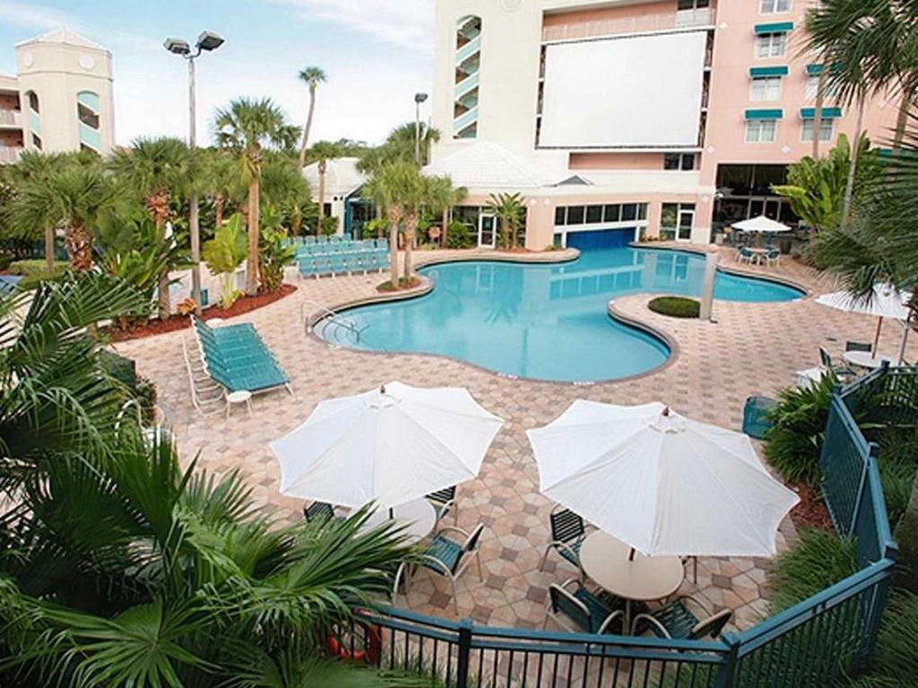 Best Price on Embassy Suites Orlando Lake Buena Vista Resort in Orlando (FL) + Reviews