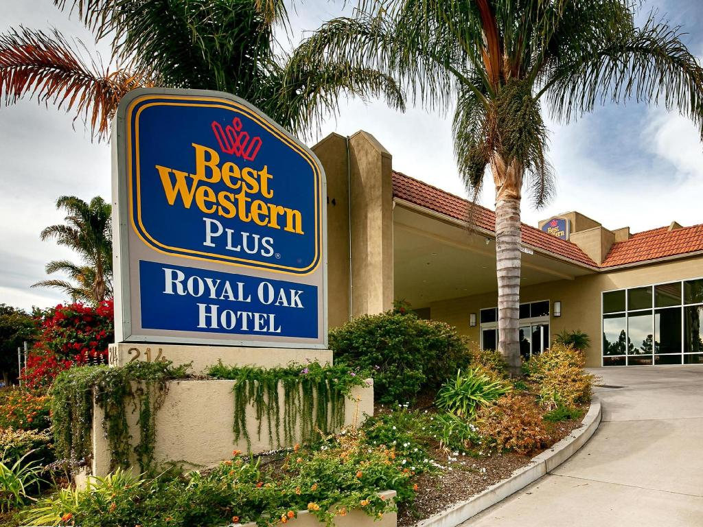 More about Best Western Plus Royal Oak Hotel