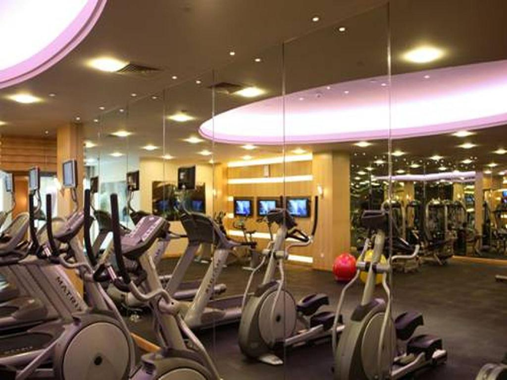 Fitness center Beijing Hotel NUO Wangfujing