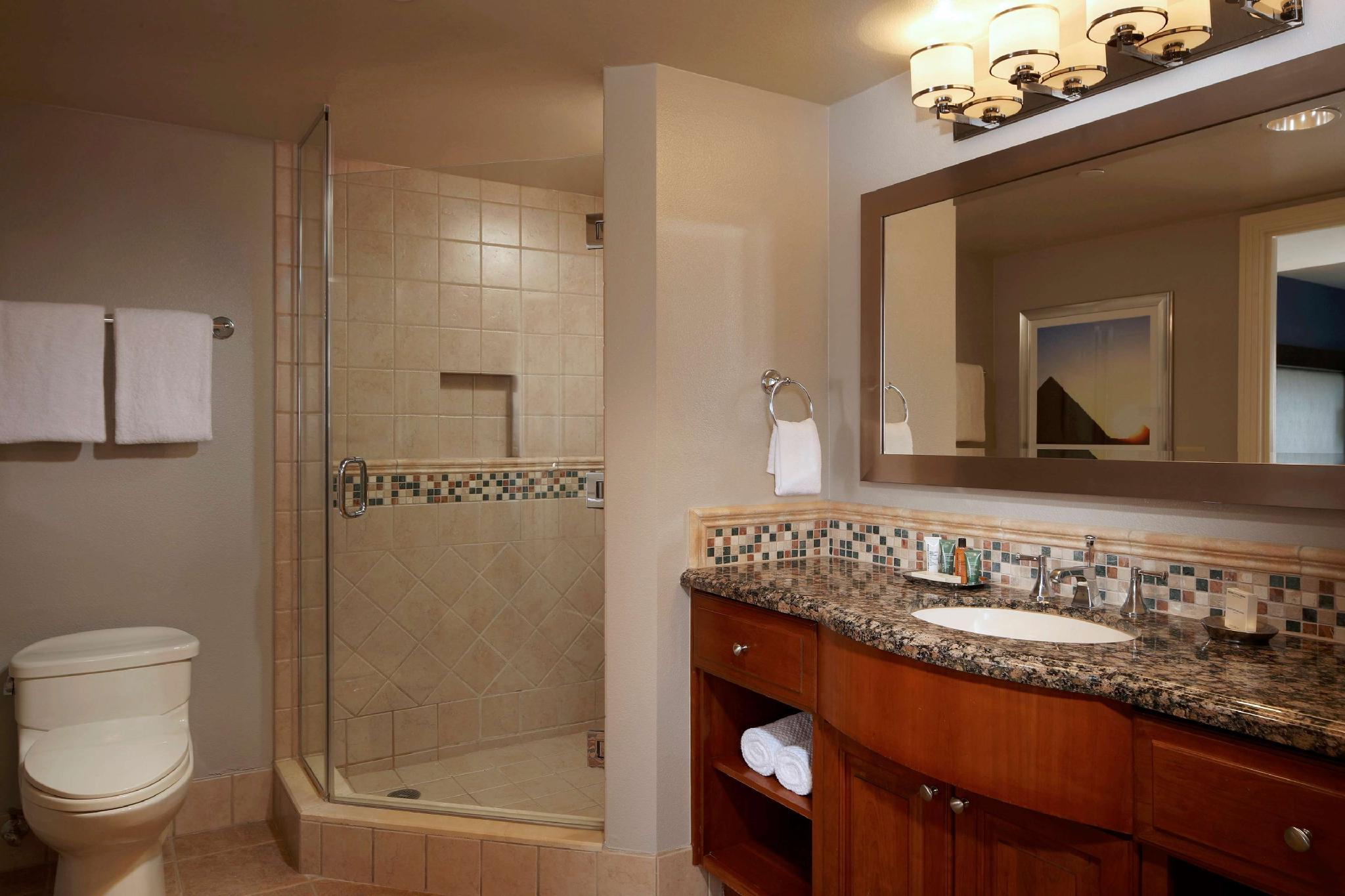 1 Bedroom King Suite W/ Accessible Tub