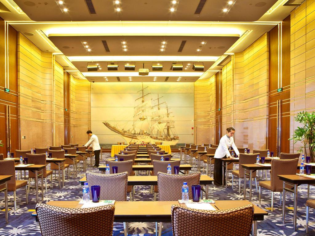 See all 60 photos Crowne Plaza Suzhou