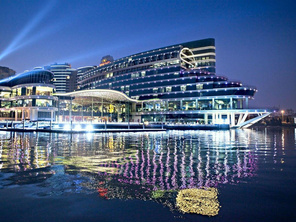 More about Crowne Plaza Suzhou