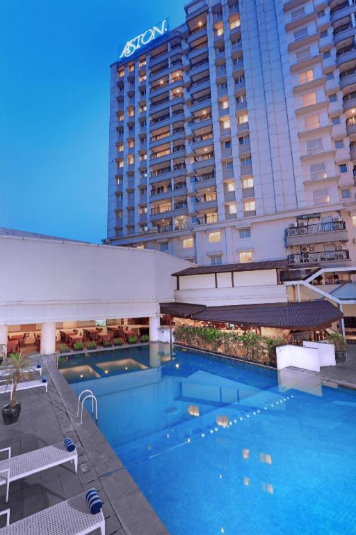 Aston Braga Hotel Residence Bandung Indonesia Jaminan