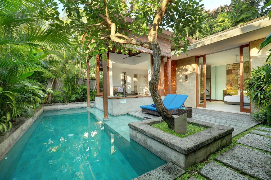 1 Bedroom Pool Villa - View The Elysian Boutique Villa Hotel