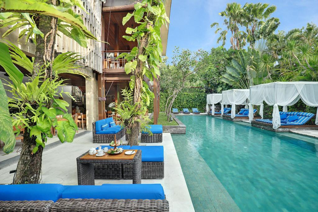 The Elysian Boutique Villa Hotel