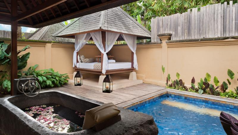 Courtyard Pool Villa