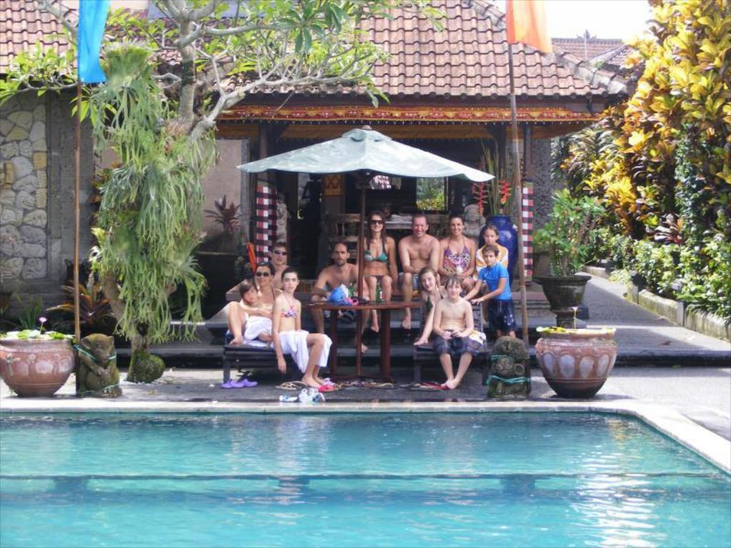 Swimming pool Jalan Jalan Villa & Spa
