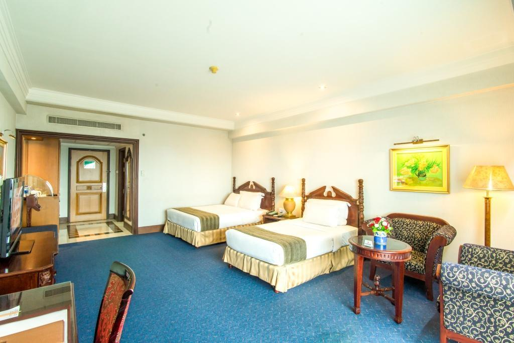Cameră executive twin (Executive Twin Room)