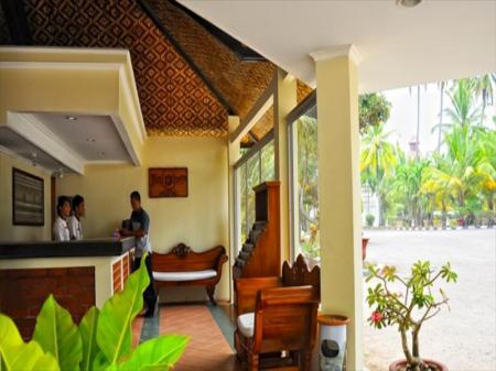 Interior view Patra Comfort Anyer
