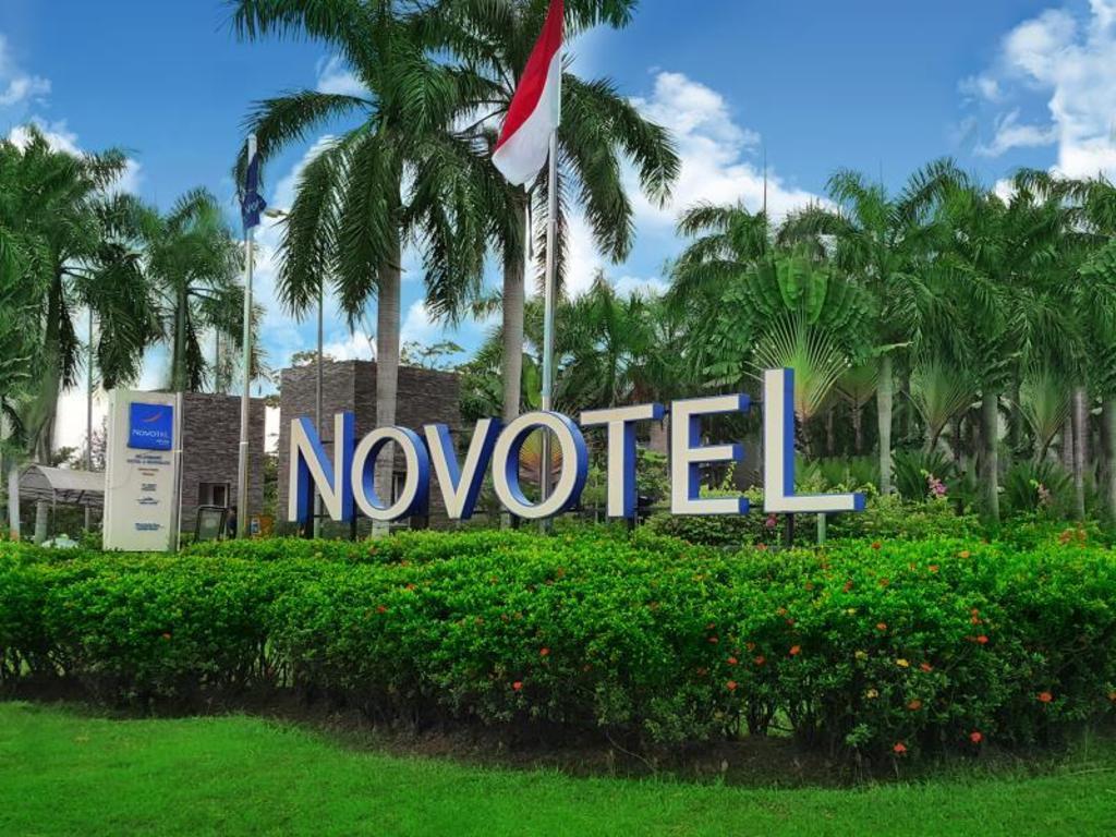 ノボテル パレンバン ホテル (Novotel Palembang Hotel)|クチコミあり - パレンバン