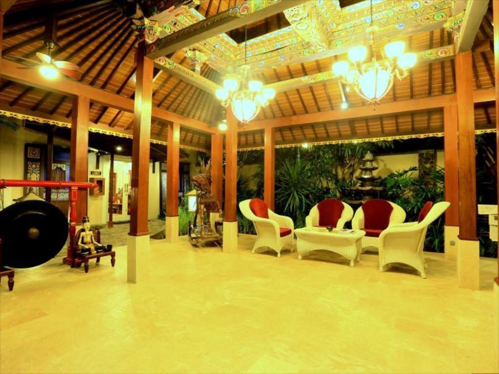 Lobby Puri Mas Boutique Resorts & Spa (Minimum Guest Age 12 Years)