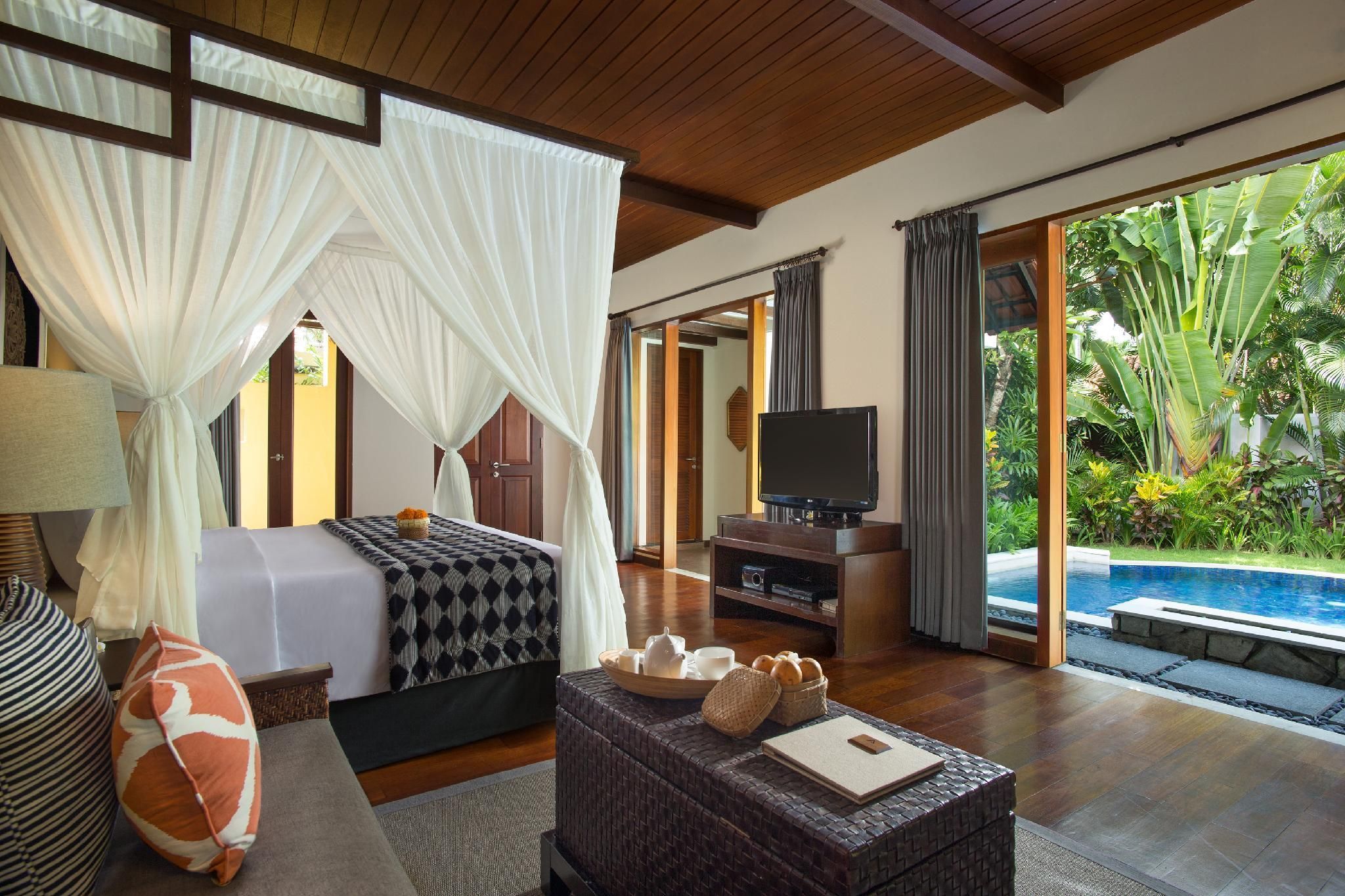 Honeymoon Package - 1-Bedroom Pool Villa