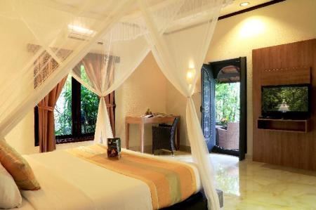 Bungalow - Letto Tonys Villas & Resort