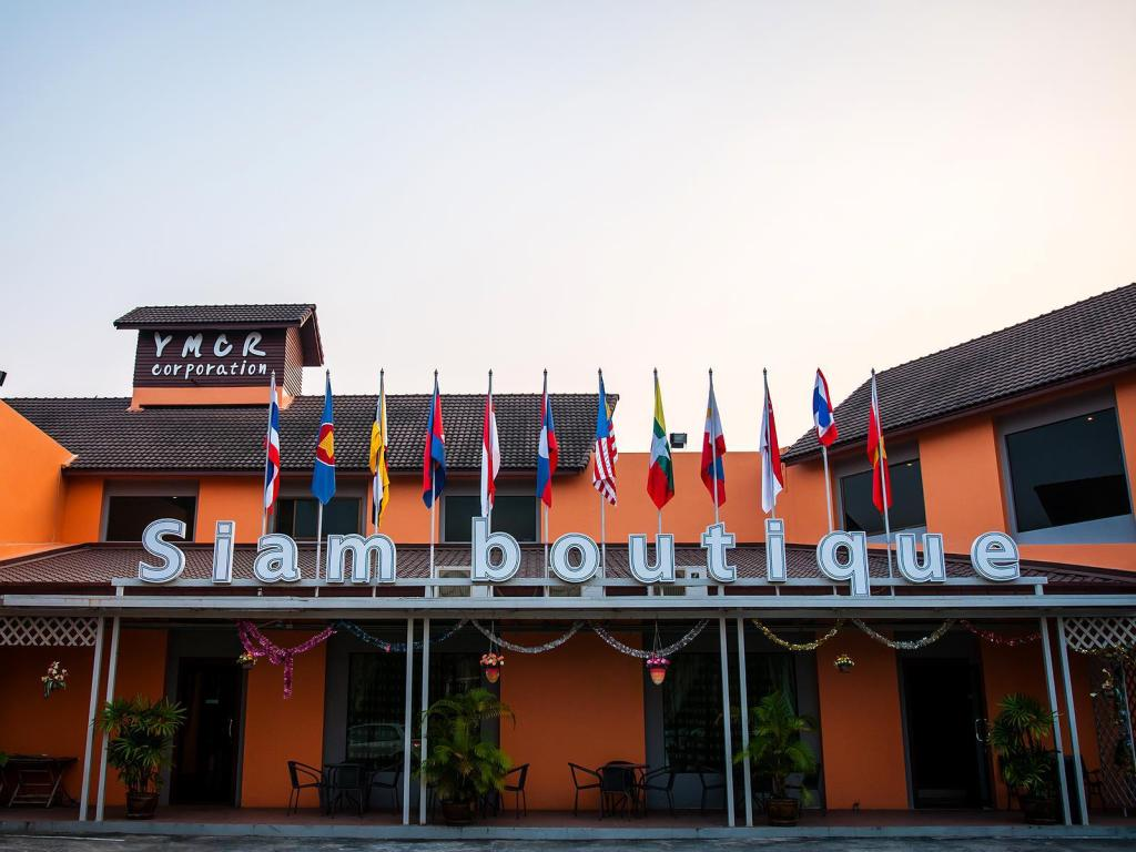 More about Siam Boutique Hotel