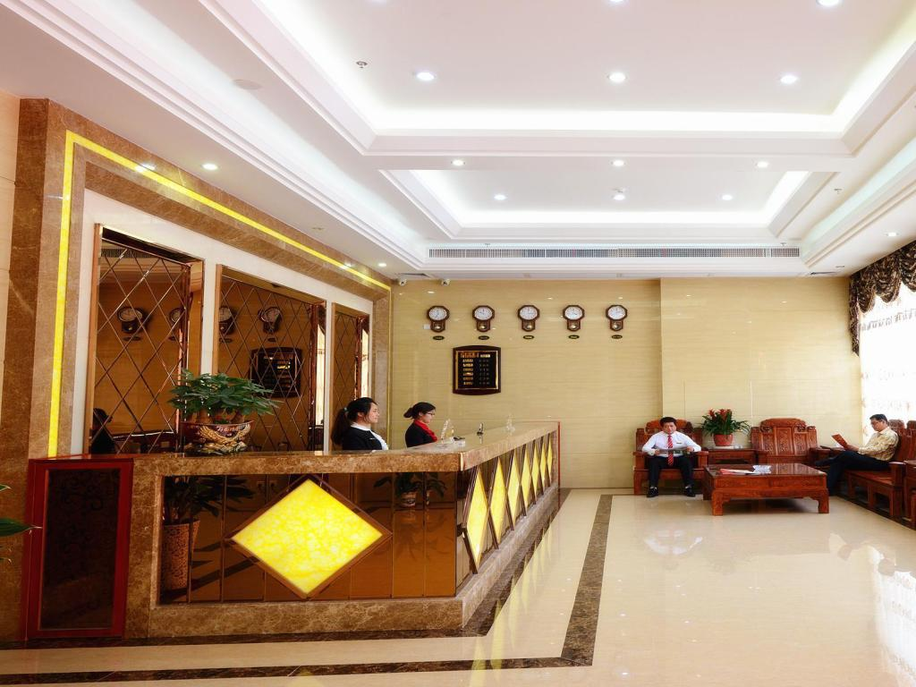 Executive lounge Guangzhou Junye International Hotel