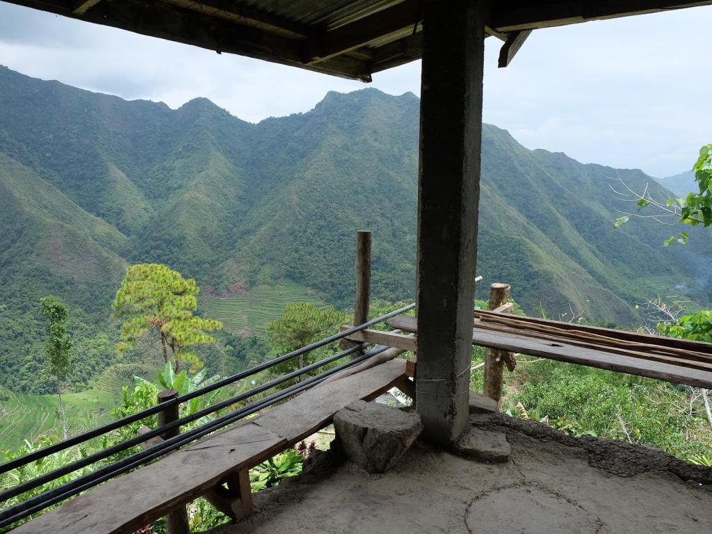 Interior view Batad Top View Point Homestay and Restaurant