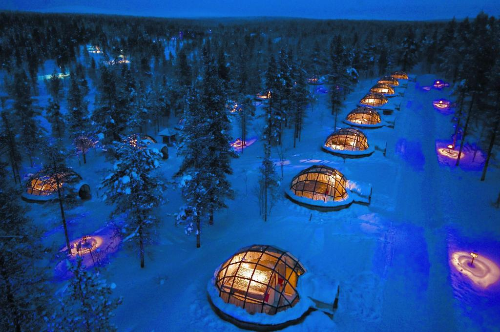 More about Kakslauttanen Arctic Resort - Igloos and Chalets