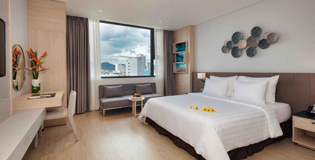 DQua Hotel and Apartment Nha Trang, Việt Nam: Agoda.com có giá rẻ nhất
